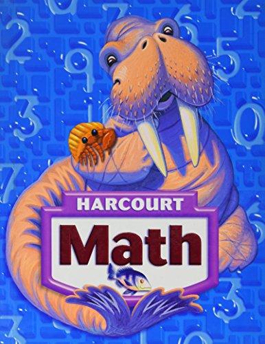 9780153522246: Harcourt Math, Grade 3, Student Edition