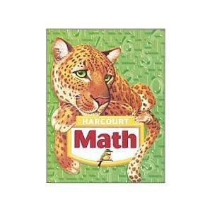 Harcourt Math, Teacher Edition, Vol. 1, Grade 5