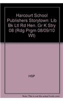 Little Red Hen Library Book Grade K: Harcourt School Publishers