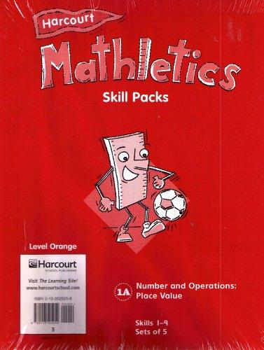 9780153525254: Mathletics: Skill Pack 1B, 1-9, Grade 3