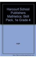Harcourt School Publishers Mathletics: Skill Pack, 1E: HARCOURT SCHOOL PUBLISHERS