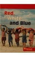 9780153527166: Red White & Blue, Below Level Reader Grade 1: Harcourt School Publishers Social Studies (Social Studies 07)