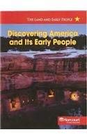9780153529078: Harcourt Social Studies: US: Making a New Nation: Below-Level Reader Discovering America and Its Early People