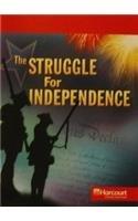 9780153529108: Harcourt Social Studies: US: Making a New Nation: Below-Level Reader The Struggle for Independence