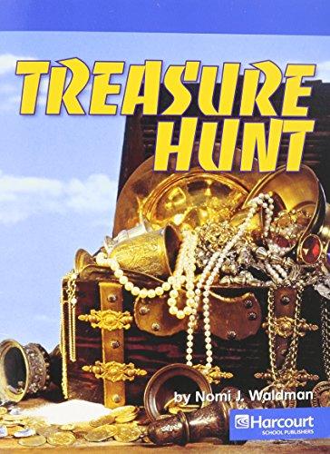 9780153529207: Harcourt Social Studies: US: Making a New Nation: On-Level Reader Treasure Hunt