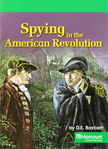 9780153529351: Harcourt Social Studies: US: Making a New Nation: Above-Level Reader Spying in the American Revolution