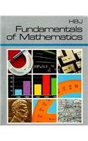 9780153530012: HBJ Fundamentals of Mathematics