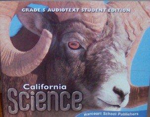 9780153532252: Harcourt School Publishers Science California: Se Audtxt Cd Coll Gr 5 Sci 08