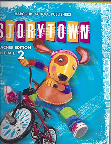 Storytown: Teacher's Edition  Rolling Along Level 2-1 Thm 2 Grade 2 Rolling Along 2008 (0153536748) by HARCOURT SCHOOL PUBLISHERS