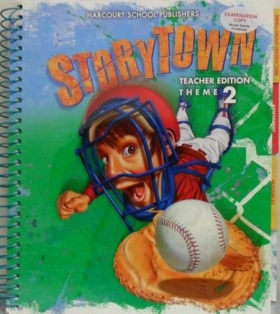 9780153537004: Storytown Grade 4, Theme 2, Teacher's Edition