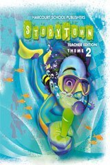 9780153537370: Storytown: Dive Right In, Grade 6, Theme 2, Teacher's Edition