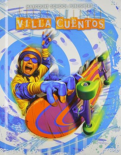 9780153542800: Sobre Ruedas, Grade 5: Villa Cuentos (Spanish Edition)