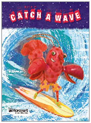 9780153545399: Storytown: Intervention Interactive Reader Grade 5 Catch the Wave