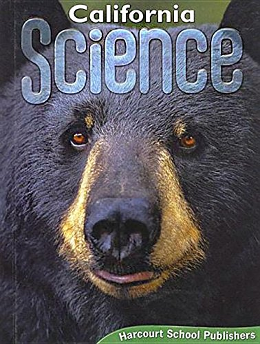 9780153548109: Harcourt School Publishers Science California: Below Level Reader 6 Pack Science Grade 6 Enrgy..(1-2)