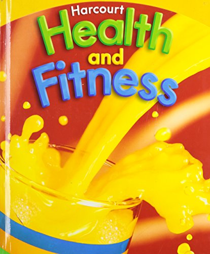 Health And Fitness 2 (Harcourt Health & Fitness) 9780153551239 Personal & social issues: body & health (Children's / Teenage)