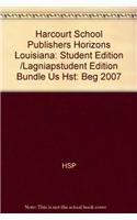 Horizons /Lagniap Bundle States/Regions Us History Grade: n/a