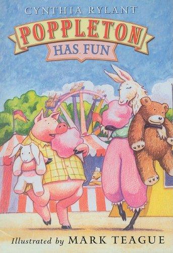 9780153565656: Storytown: Library Book Stry 08 Grade 1 Poppleton Has Fun