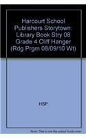 9780153565922: Cliff Hanger Library Book Grade 4: Harcourt School Publishers Storytown