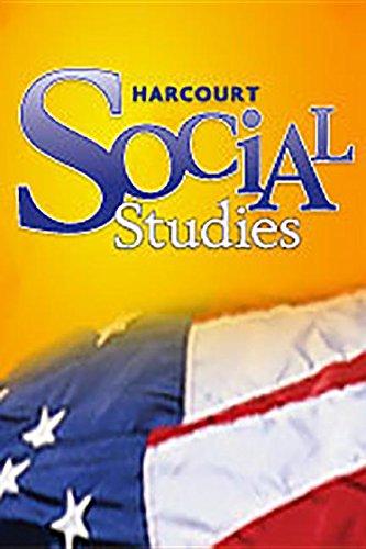 9780153566837: Harcourt Social Studies: Student Edition Grade 6 World Regions 2007