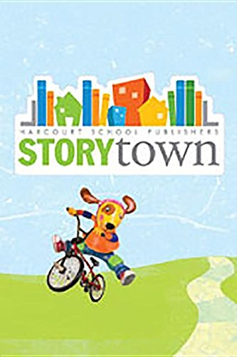 Storytown: Big Book of Rhymes and Poems: HARCOURT SCHOOL PUBLISHERS