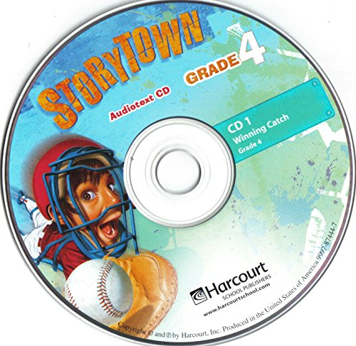 Harcourt School Publishers Storytown: Student Audiotext CD: HARCOURT SCHOOL PUBLISHERS