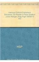 Storytown: ELL Reader 5-Pack Grade 4 Junior: HARCOURT SCHOOL PUBLISHERS