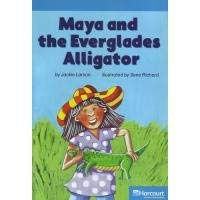 9780153579219: Storytown: On-Level Reader 5-Pack Grade 4 Maya and the Everglades Alligator