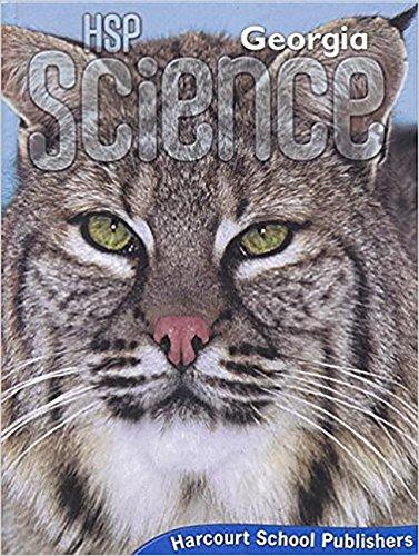 Harcourt School Publishers Science Georgia: Se Grade 3 2009: HARCOURT SCHOOL PUBLISHERS