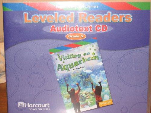 Leveled Readers Audiotext Cd Visiting an Aquarium Grade 5: HARCOURT