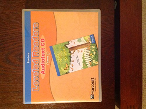 9780153586910: Storytown: Blue Level Audiotext CD Collection Grade 3