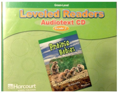 9780153586965: Storytown: Green Level Audiotext CD Collection Grade 2