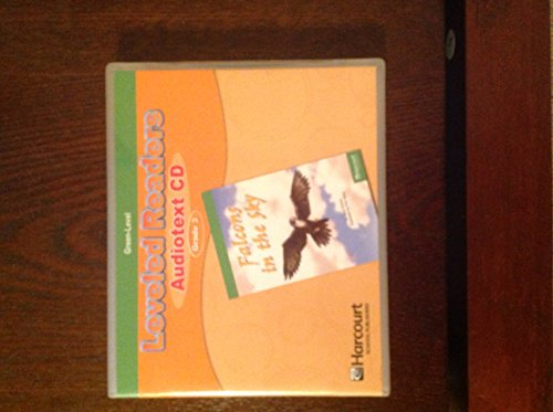 9780153586972: Storytown: Green Level Audiotext CD Collection Grade 3