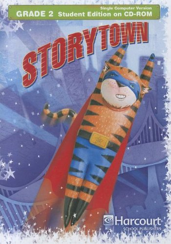 9780153597688: Storytown Grade 2: Harcourt School Publishers Storytown