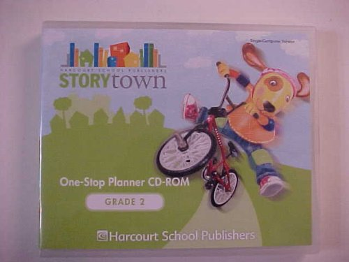 9780153597879: Storytown: Teacher One-Stop Planner CD-ROM Grade 2