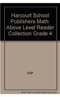9780153601170: HSP Math: Above-Level Reader Collection Grade 4