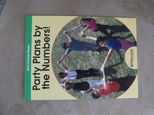 9780153601804: Harcourt School Publishers Math: Above Level Reader Grade 3 Party Plans/Numbers! (Hsp Math 09)