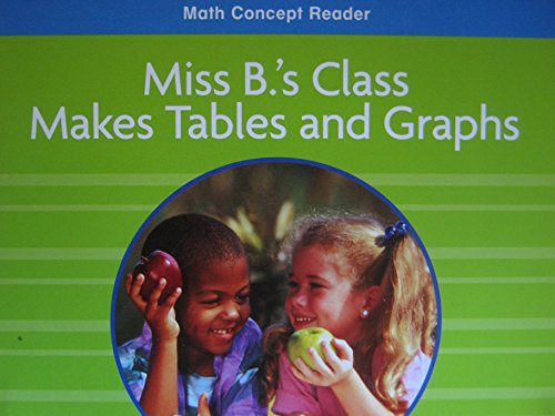 9780153602221: Harcourt School Publishers Math: On-LV Rdr Miss B'S..Graphs G1 (Hsp Math 09)