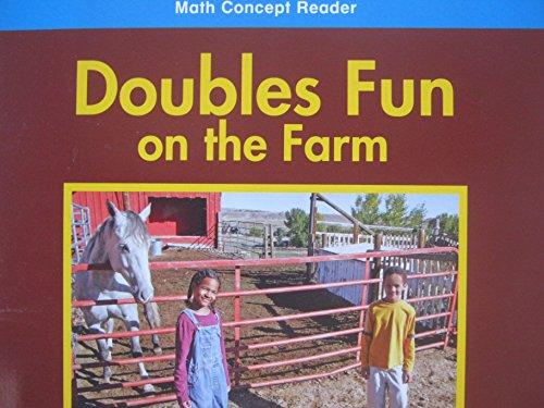 9780153602283: Harcourt School Publishers Math: On-LV Rdr Doubles Fun/Farm G2 (Hsp Math 09)