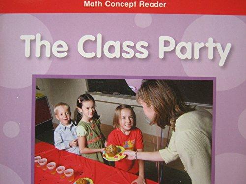 9780153602825: Class Party, Below Level Reader Grade 1: Harcourt School Publishers Math (Hsp Math 09)