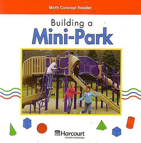 9780153602870: Harcourt School Publishers Math: Below Level Reader Grade 2 Building/Minipack (Hsp Math 09)