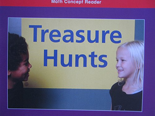 Treasure Hunts, Below-level Reader Grade 2: Harcourt School Publishers Math (Hsp Math 09): HSP
