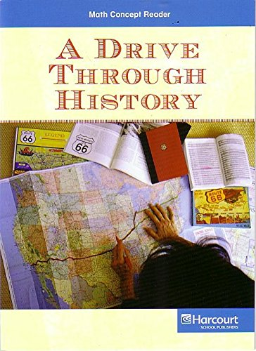 9780153605161: Drive Through History, on Level Reader Grade 5: Harcourt School Publishers Math Texas (Hsp Math 09)