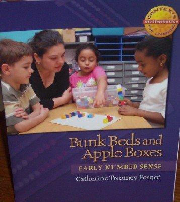 9780153605581: Harcourt School Publishers Math: Bunk Beds&Apple Boxes G K Cfl