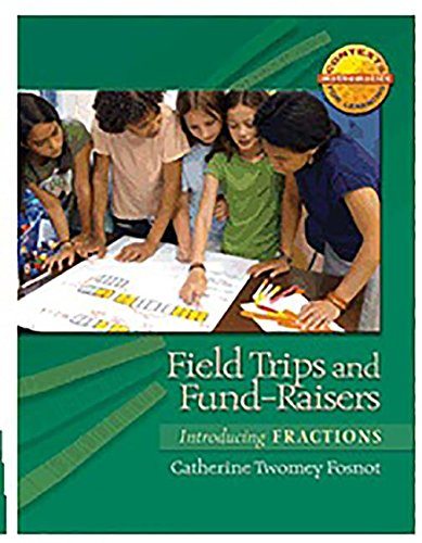 Harcourt School Publishers Math: Field Trips&Fundraisers G 4 Cfl: HARCOURT SCHOOL PUBLISHERS