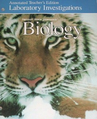 9780153607042: HBJ Biology (Laboratory Investigations, Annotated Teacher's Edition)