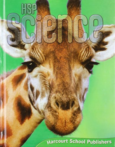 9780153609374: HSP Science (Harcourt Science)