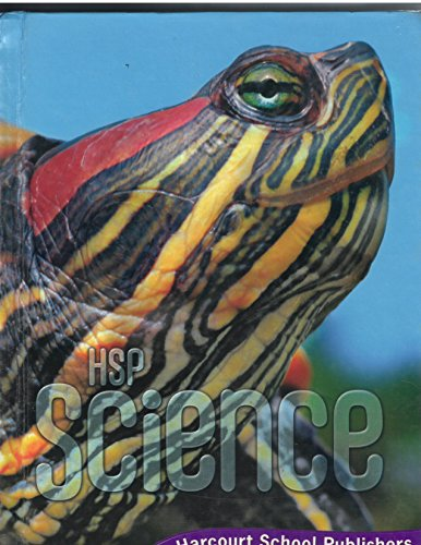 9780153609398: Harcourt Science: Student Edition Grade 3 2009