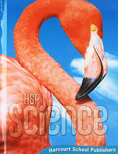 9780153609404: Harcourt Science: Student Edition Grade 4 2009