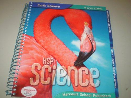 Harcourt Science Teacher Edition, Volume 2 Grade: HARCOURT SCHOOL PUBLISHERS