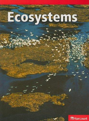 9780153620751: Ecosystems (Harcourt Leveled Readers: Grade 6)
